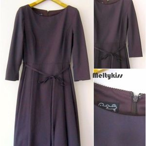Cynthia Rowley Dresses - AUTHENTIC CYNTHIA ROWLEY HIGH WAIST DRESS W/BELT